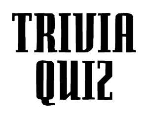 Trivia Quiz: A high school ice-breaker - TeachersFirst