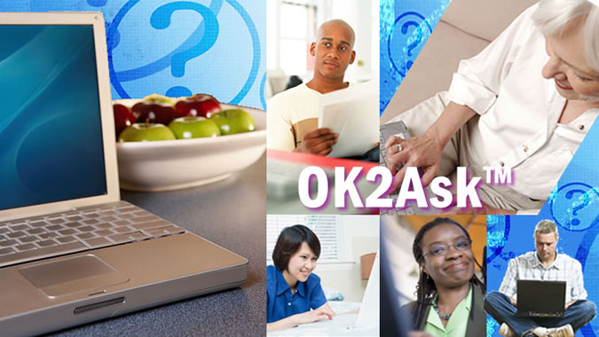 OK2Ask® image- teachers