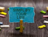 Simplify Your Life Week image