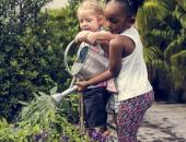 Inch by Inch, Row by Row: Read-Alouds for Gardens   image