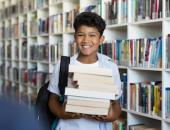 Honor School Library Month image