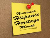 National Hispanic Heritage Month image