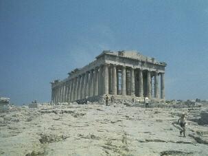 TeachersFirst Lesson Plan Greek vs Contemporary Architecture